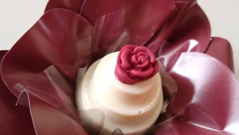 Bombons fominha de flor